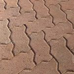 INTERLOCK PAVER TAN